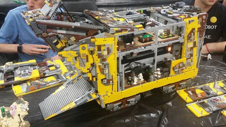 Lego City Fire Van Build Videos