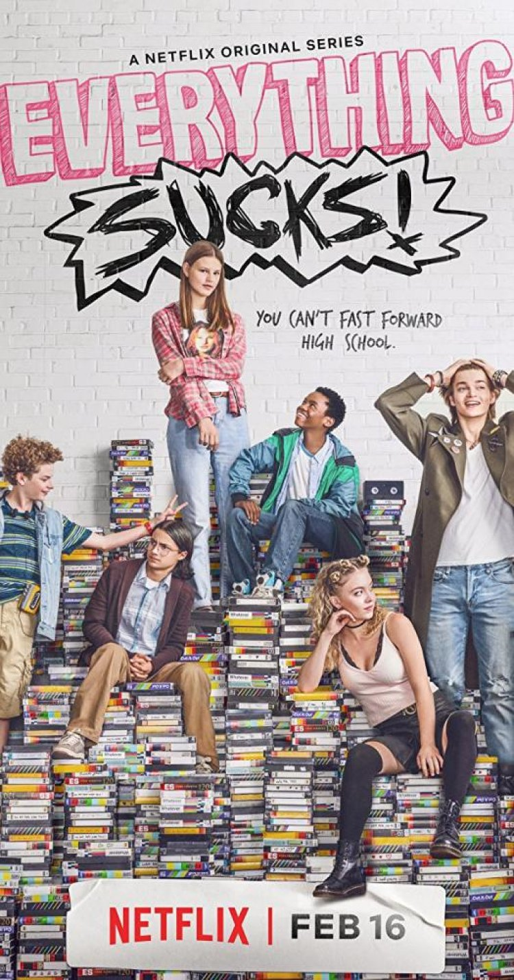 Serie] [Netflix] Everything Sucks! (TV Series 2018