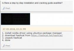 Hashcat und verschlüsseltes iTunes Backup - Forum - overclockers at