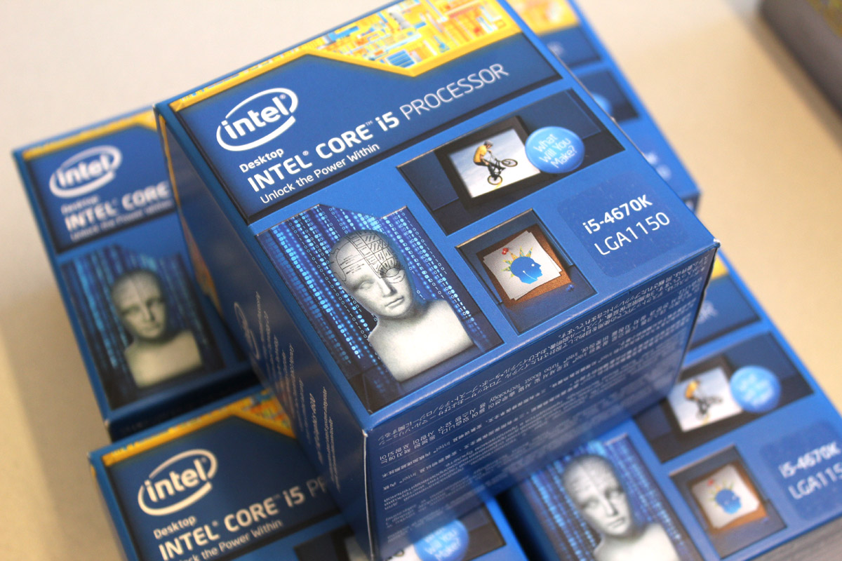 intel core i5 4670k stapel