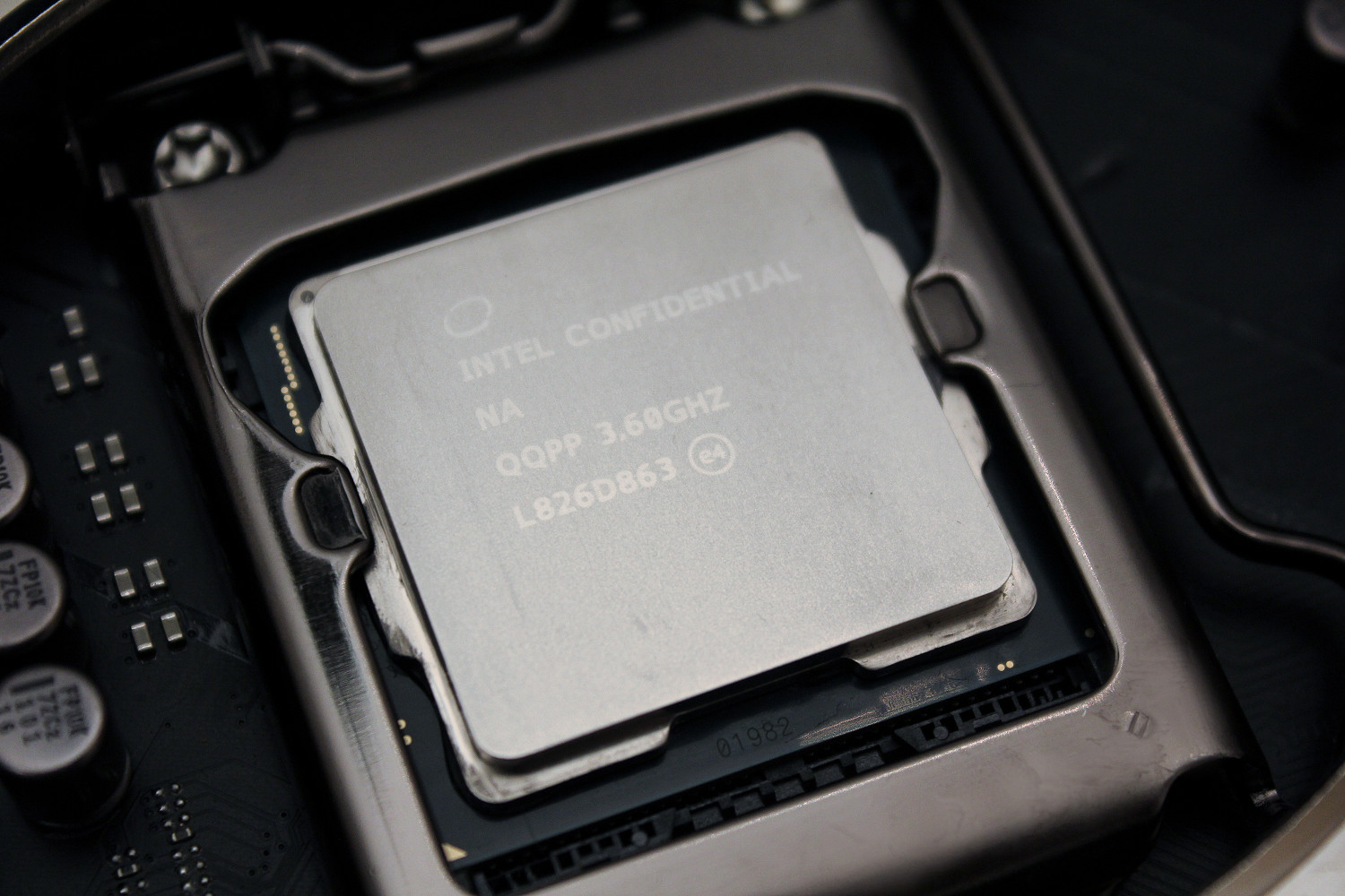 Intel's 9th Generation Core Processors detailed - overclockers at