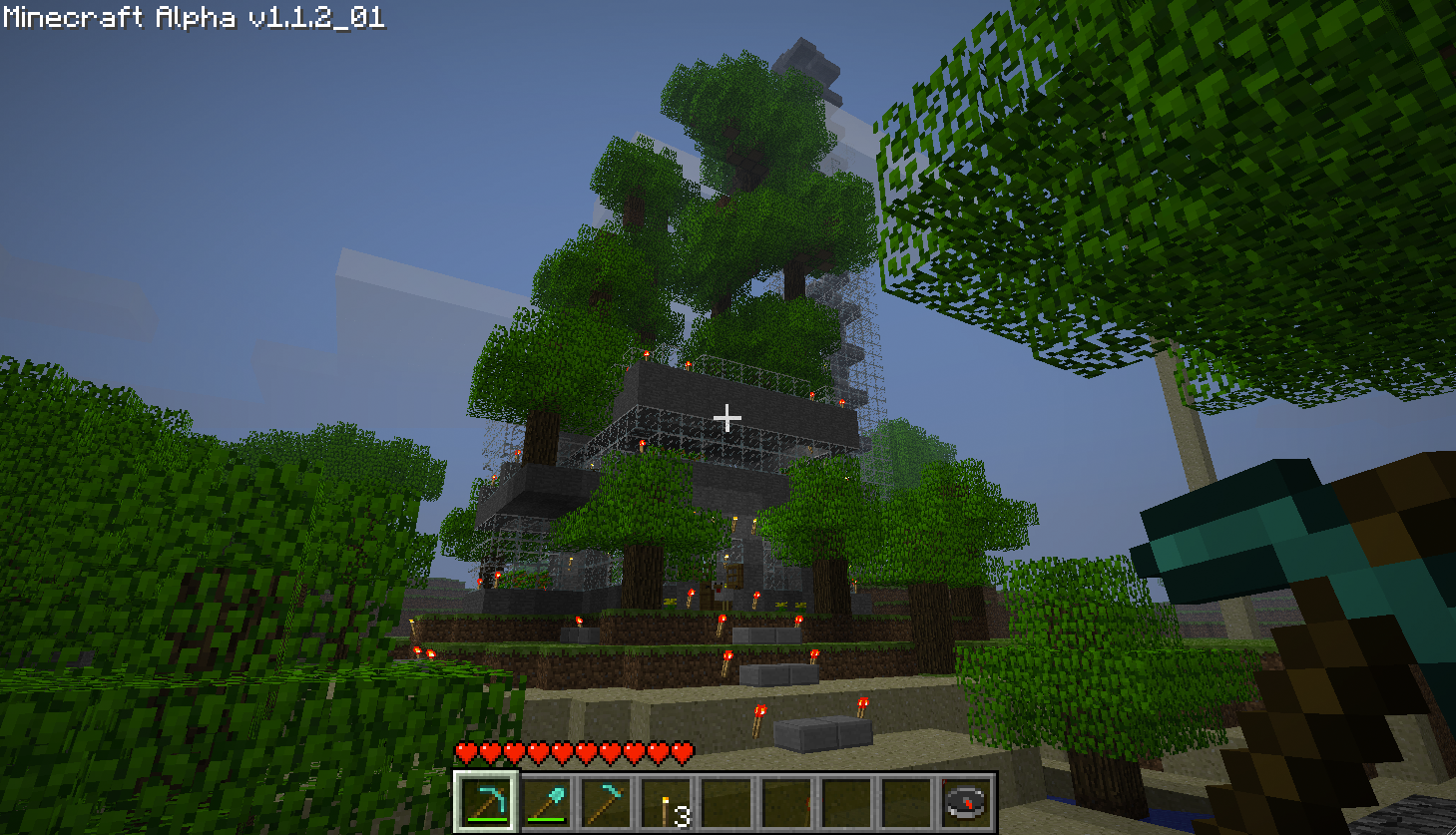 Minecraft bilder minecraft haus overclockers at