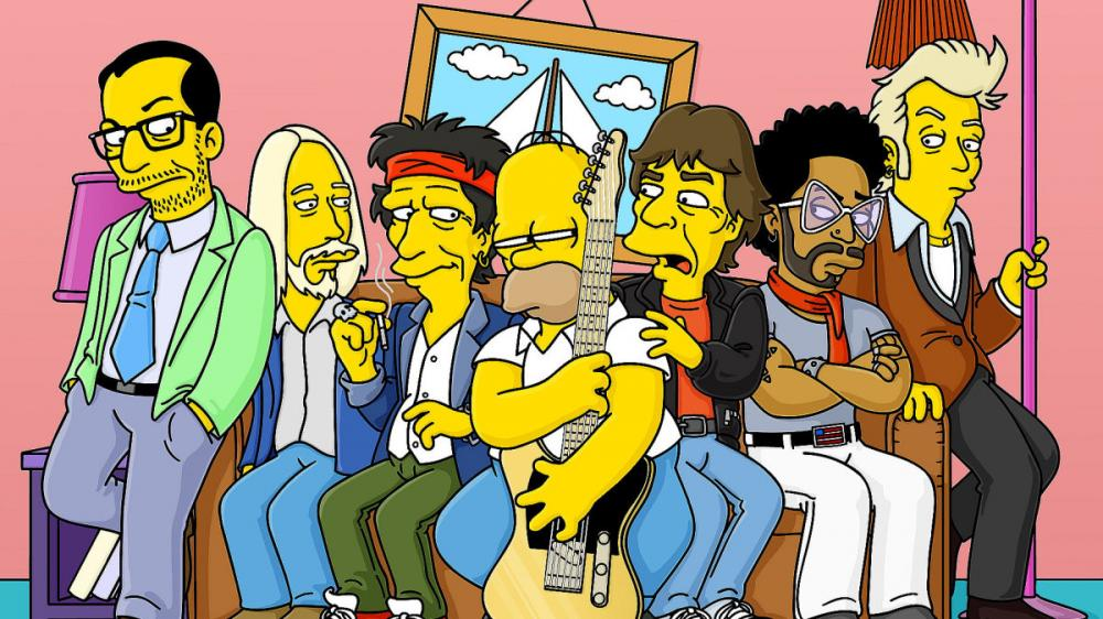 a mockery of pop culture an essay on simpsons tv show A pop culture reference that clicked for me on a more instinctual level came from danny brown, an acquired taste i'll still cite as the most interesting rapper alive, if pressed.