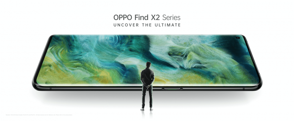 oppo find x2 pro 120hz qhd ultra vision screen oppo global 1