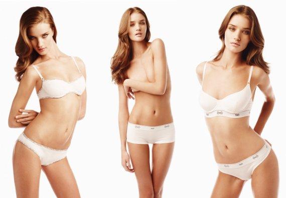 rosie huntington whiteley bikini arsch