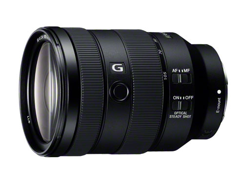 sony announces lightweight fe 24 105mm f4 g oss lens 1