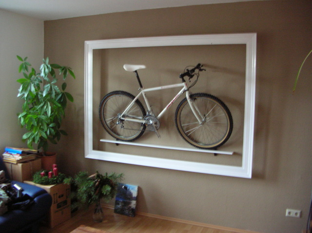 req hardtail technik rund ums bike bilder wandhalterung. Black Bedroom Furniture Sets. Home Design Ideas