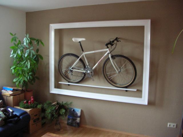 req hardtail technik rund ums bike bilder wandhalterung. Black Bedroom Furniture Sets. Home Design Ideas